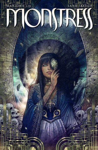 Buch-Reihe Monstress