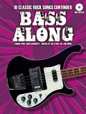 Bass Along, 10 Classic Rock Songs Continued, m. MP3-CD