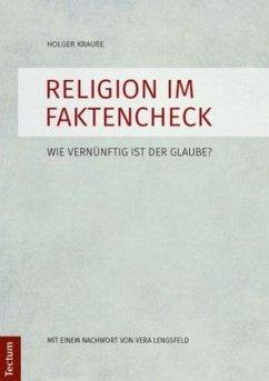 Religion im Faktencheck - Krauße, Holger