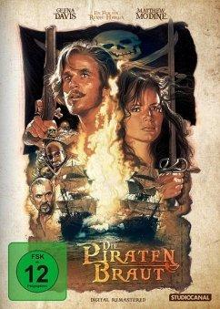 Die Piratenbraut - Davis,Geena/Modine,Matthew