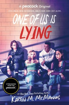 One of Us Is Lying (eBook, ePUB) - McManus, Karen M.