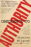 Obedience to Authority (eBook, ePUB)
