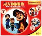 Alvinnn!!! und die Chipmunks - Starter-Box, 3 Audio-CDs
