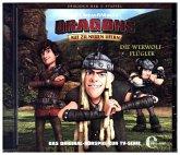 Dragons - Auf zu neuen Ufern - Werwolf-Flügler, 1 Audio-CD