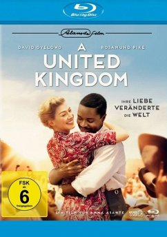 A United Kingdom - Ihre Liebe veränderte die Welt - Oyelowo,David/Pike,Rosamund