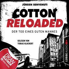 Jerry Cotton, Cotton Reloaded, Folge 54: Der Tod eines guten Mannes - Serienspecial (Ungekürzt) (MP3-Download) - Benvenuti, Jürgen