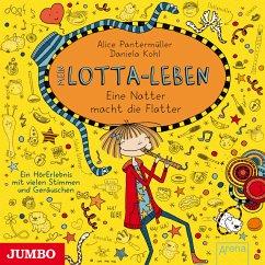Eine Natter macht die Flatter / Mein Lotta-Leben Bd.12 (MP3-Download) - Pantermüller, Alice; Kohl, Daniela