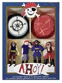 Ahoy There Pirate Cup Cake Kit