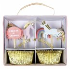 I Believe In Unicorns Cup Cake Kit