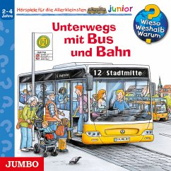 Wieso? Weshalb? Warum? junior. Unterwegs mit Bus und Bahn (MP3-Download) - Erne, Andrea; Zimmer, Christian