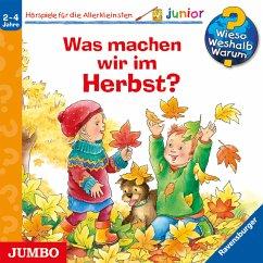 Wieso? Weshalb? Warum? junior. Was machen wir im Herbst? (MP3-Download) - Erne, Andrea; Szesny, Susanne