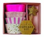 Meri Meri TS Pink Cup Cake Kit