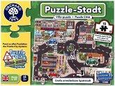 Puzzle-Stadt (Kinderpuzzle)