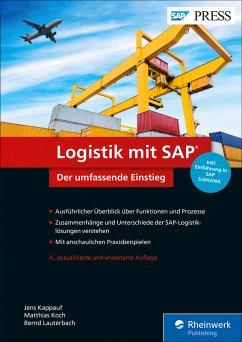 Logistik mit SAP (eBook, ePUB)