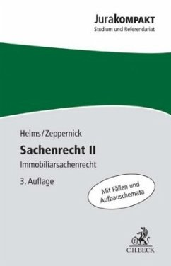 Sachenrecht II - Helms, Tobias; Zeppernick, Jens M.