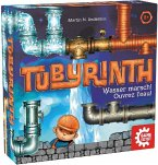 Carlette 646196 - Gamefactory, Tubyrinth, Wasser marsch!, Logikspiel