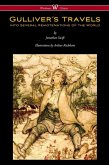 Gulliver's Travels (Wisehouse Classics Edition - with original color illustrations by Arthur Rackham) (eBook, ePUB)