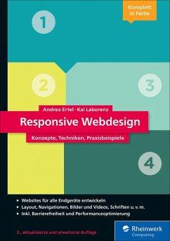 Responsive Webdesign (eBook, ePUB) - Ertel, Andrea; Laborenz, Kai