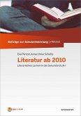 Literatur ab 2010 (eBook, PDF)
