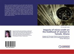 Impacts of micro-credit on the livelihood of women in Tamale, Ghana