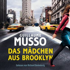 Das Mädchen aus Brooklyn (MP3-Download) - Musso, Guillaume