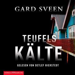 Teufelskälte / Kommissar Tommy Bergmann Bd.2 (MP3-Download) - Sveen, Gard