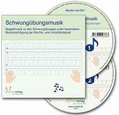 Schwungübungsmusik, 2 Audio-CDs / Myrtel und Bo