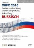 ORFO 2016 Rechtschreib- und Grammatikprüfung Russisch für Mac OS, CD-ROM