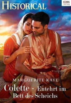 Colette - Entehrt im Bett des Scheichs (eBook, ePUB) - Kaye, Marguerite