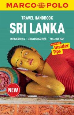 Sri Lanka Marco Polo Travel Handbook