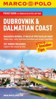 Dubrovnik & Dalmatian Coast Marco Polo Pocket G...