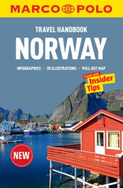 Norway Marco Polo Travel Handbook