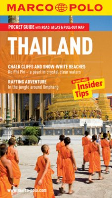Thailand Marco Polo Pocket Guide
