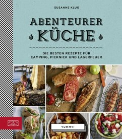 Abenteurerküche (eBook, ePUB) - Klug, Susanne