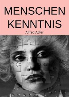 Menschenkenntnis (eBook, ePUB) - Adler, Alfred