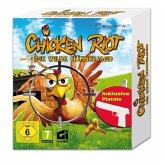 Chicken Riot Bundle - Die Wilde Hühnerjagd (inkl. 1 Pistole)