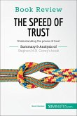 Book Review: The Speed of Trust by Stephen M.R. Covey (eBook, ePUB)
