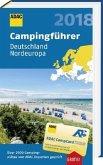 ADAC Campingführer Deutschland und Nordeuropa 2018