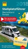 ADAC Stellplatzführer Deutschland/Europa 2018