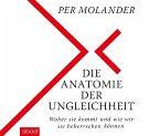 Die Anatomie der Ungleichheit, Audio-CD