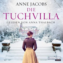 Die Tuchvilla / Tuchvilla Bd.1 (MP3-Download) - Jacobs , Anne