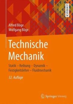 Technische Mechanik - Böge, Alfred; Böge, Wolfgang