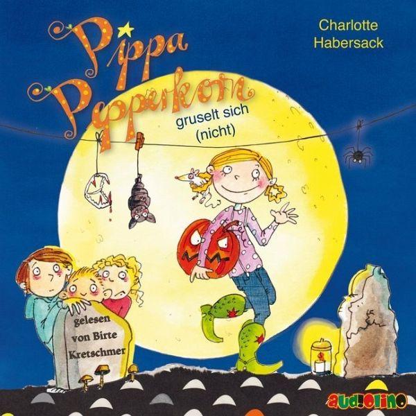 Pippa Pepperkorn Gruselt Sich Nicht Pippa Pepperkorn Bd 7 1 Audio Cd Von Charlotte Habersack Horbucher Portofrei Bei Bucher De