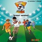 Torwart vermisst! / Fußball-Haie Bd.7 (1 Audio-CD)