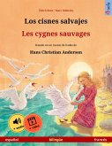 Los cisnes salvajes - Les cygnes sauvages (español - francés) (eBook, ePUB)