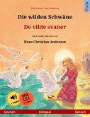 Die wilden Schwäne - De vilde svaner (Deutsch - Dänisch) (eBook, ePUB)