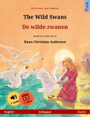 The Wild Swans - De wilde zwanen (English - Dutch) (eBook, ePUB)