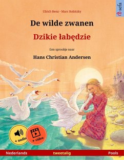 De wilde zwanen - Dzikie labedzie (Nederlands - Pools)