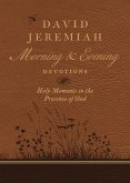 David Jeremiah Morning and Evening Devotions (eBook, ePUB)