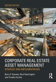 Corporate Real Estate Asset Management (eBook, PDF)